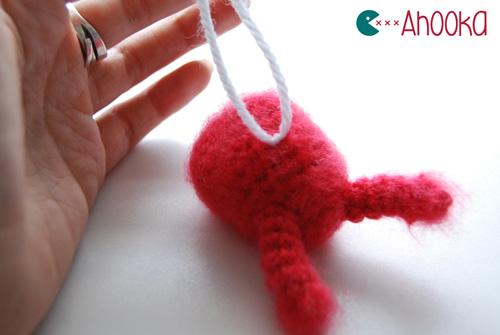 Embroidering Amigurumi Faces : How to embroider your amigurumi details ahookamigurumi