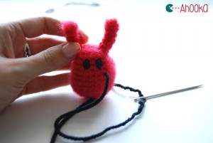 embroidery tutorial by ahooka