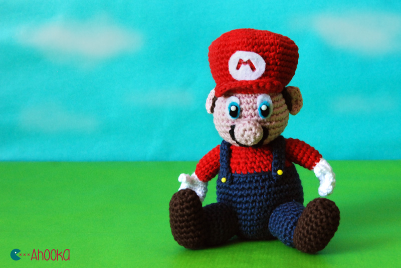 Amigurumi Mario Pattern : Patterns from other website n?4 [september] : a Mario and ...