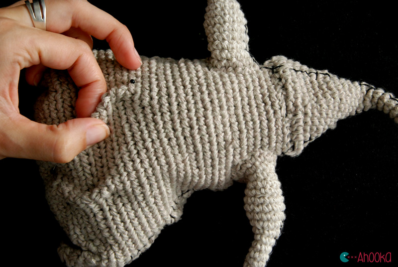 How to make wrinkles on your amigurumi [tutorial ...