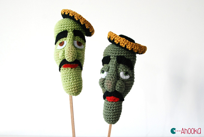 Jose jalapeno pattern by ahooka