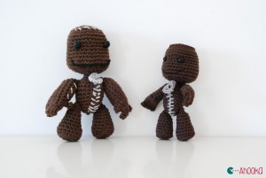 sackboy by ahooka