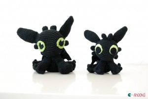 Toothless by ahooka