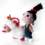 crochet agnes