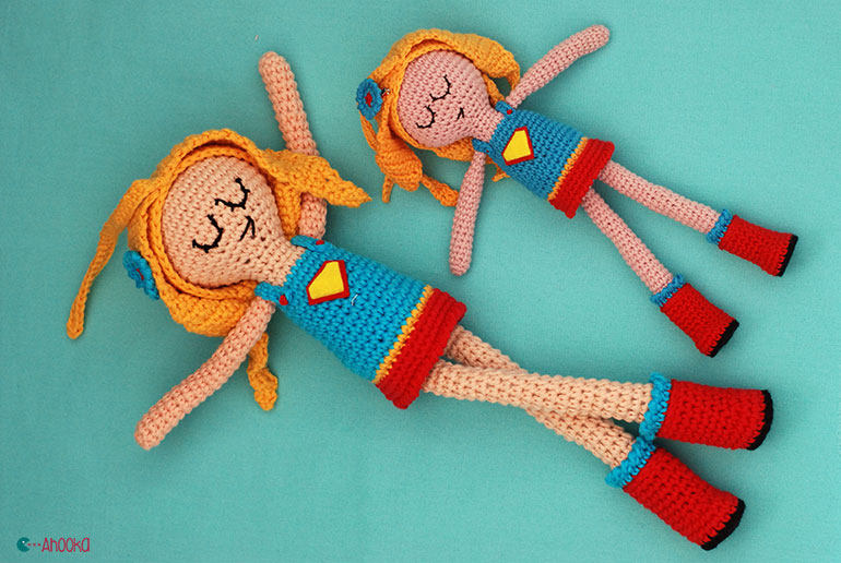 super namdollz crochet pattern by ahooka