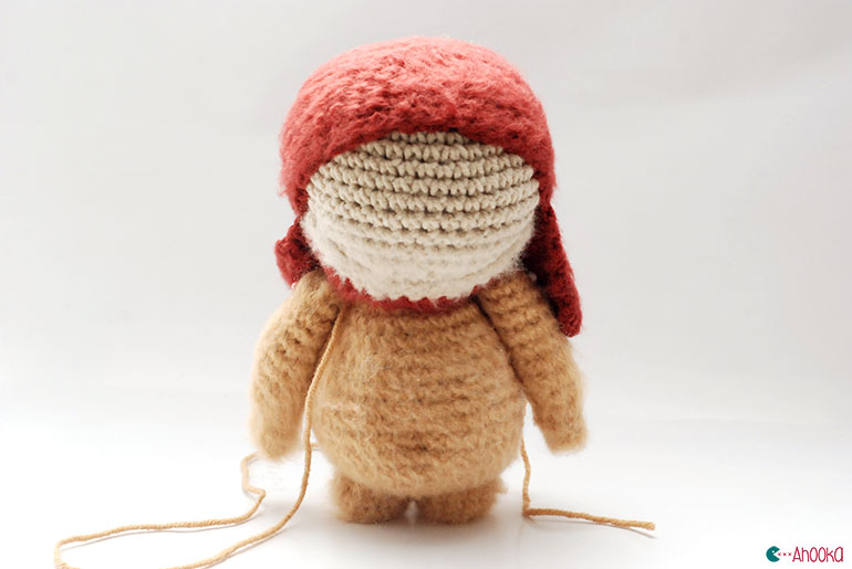 where the wild things are amigurumi by ahooka 24