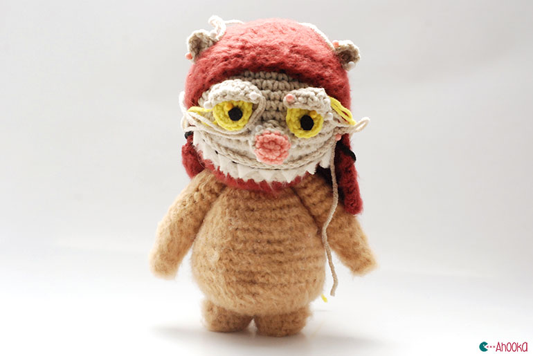 where the wild things are amigurumi by ahooka 26