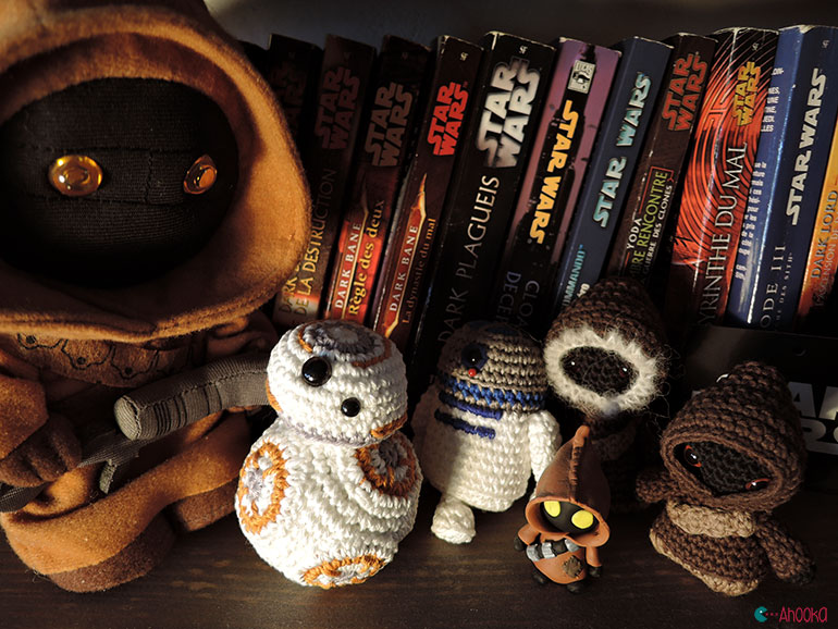 bb8 crochet pattern by ahooka