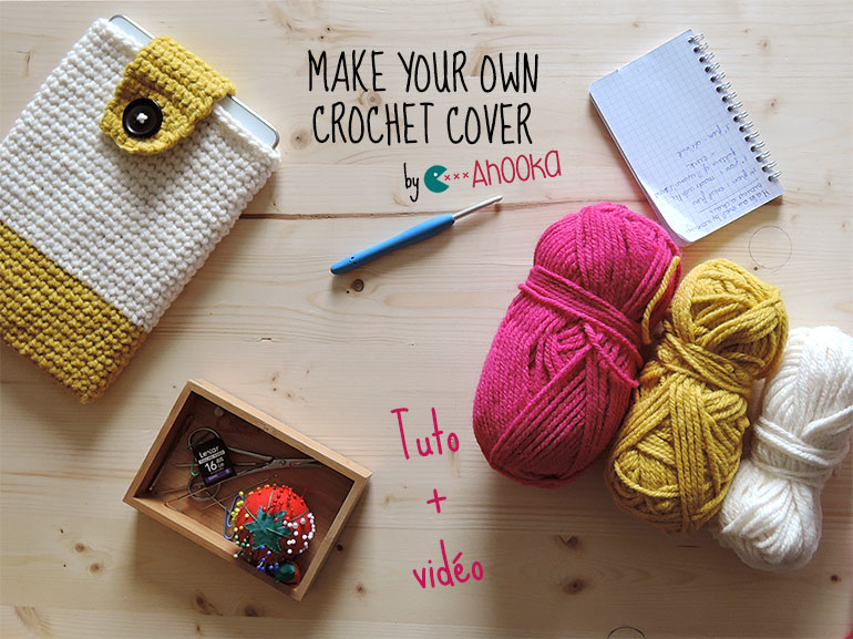 tablet cover tutorial by ahooka