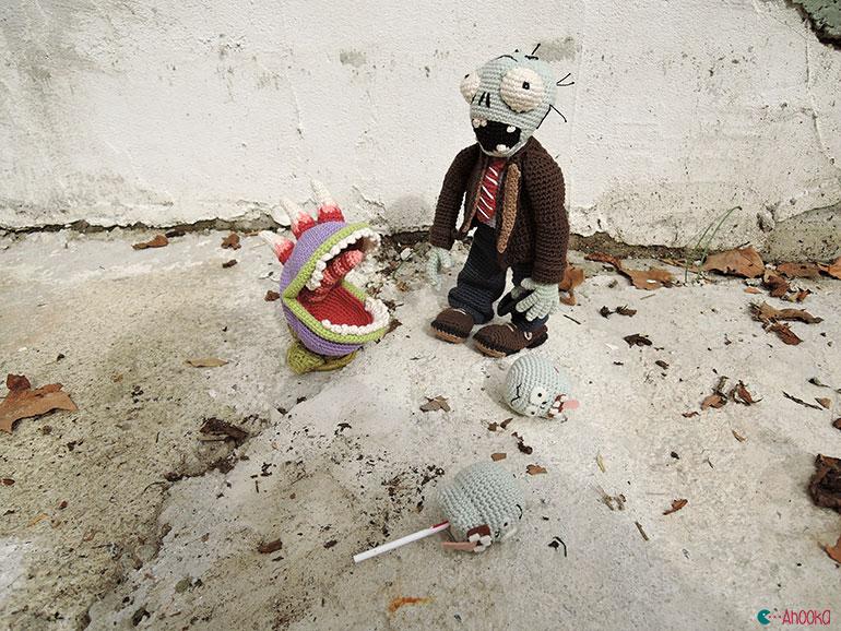 Aradiyatoys zombie by ahooka