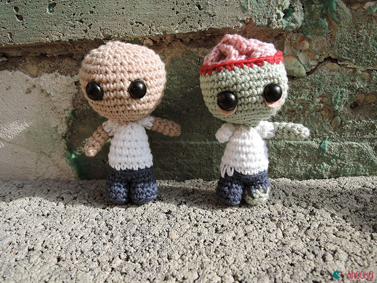 minibuddies zombie mod pattern by ahooka
