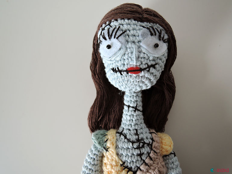 crochet nightmare before christmas by ahooka