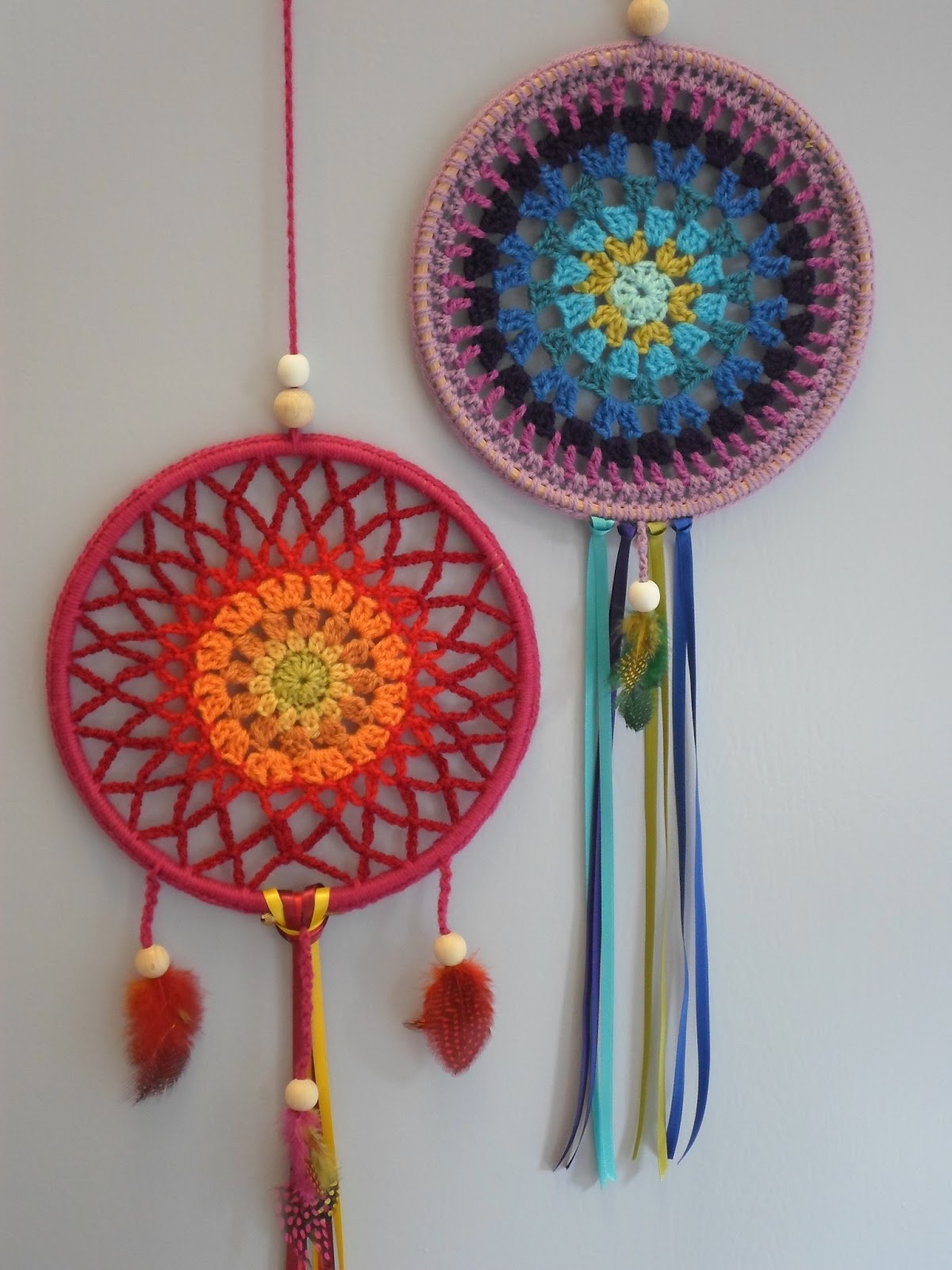 11 Ways To Display Your Crochet Mandalas Ahookamigurumi