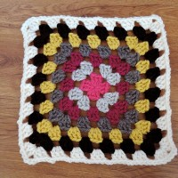 geometric afghan by ahooka 15