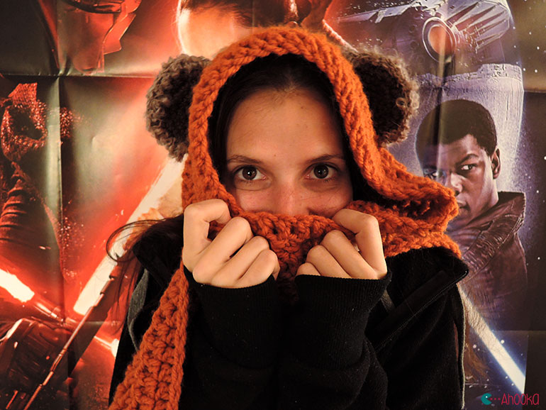 star wars crochet by ahooka