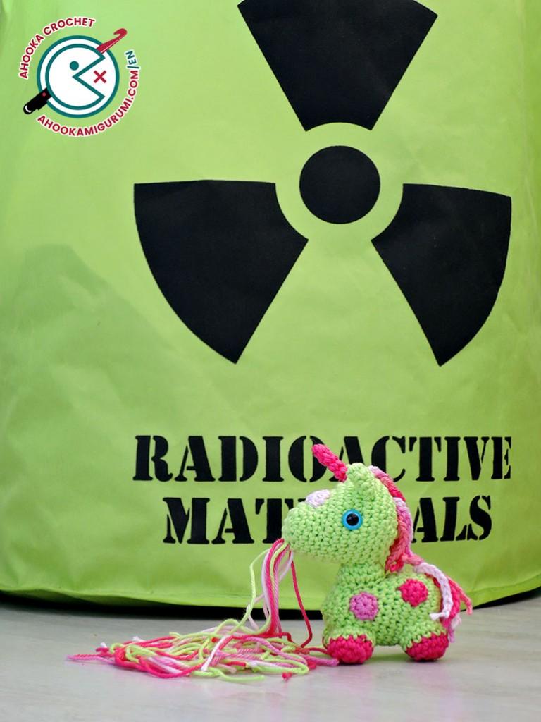 minicorne radioactive par ahooka