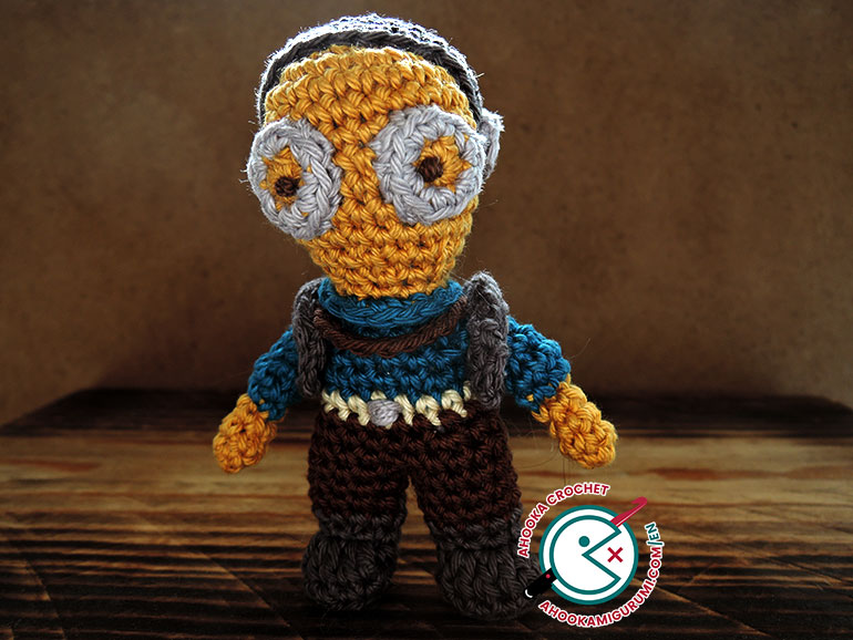 Amigurumi Sushi Pattern Free : Maz Kanata amigurumi? One more Star Wars crochet pattern ...