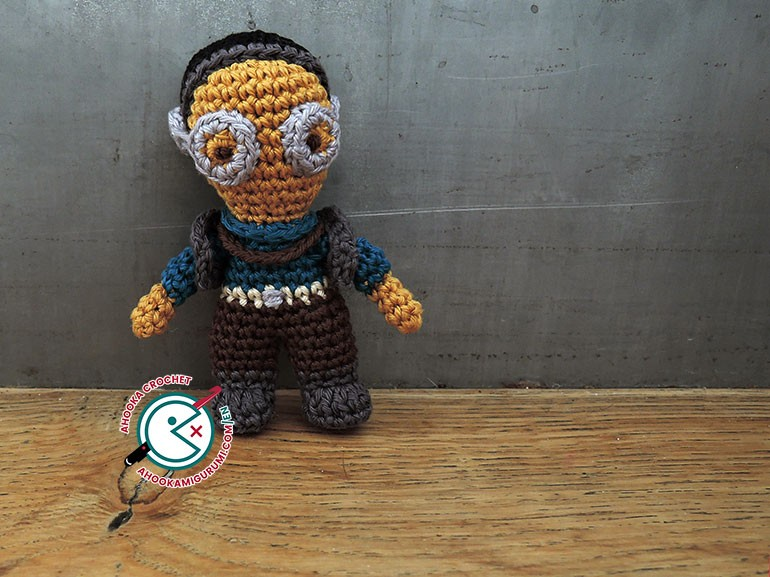 Maz Kanata amigurumi? One more Star Wars crochet pattern ...