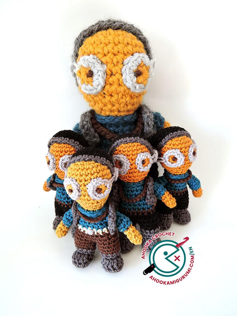Amigurumi All Star : Maz Kanata amigurumi? One more Star Wars crochet pattern ...