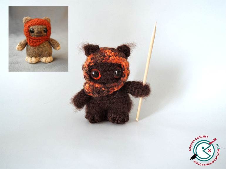 star wars wicket ewok