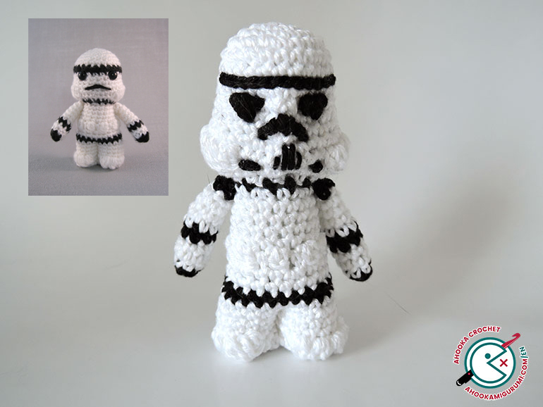 Star Wars Crochet Patterns Lots Of Great Ideas | The WHOot | 578x770