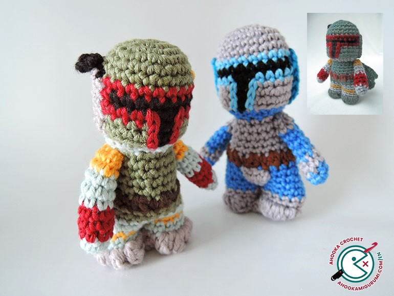 star wars crochet part2 by ahooka