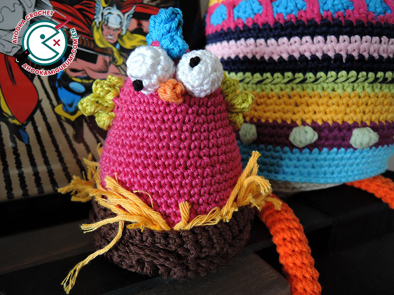 chicken or the egg the 19 amigurumis of my easter decoration ahookamigurumi. Black Bedroom Furniture Sets. Home Design Ideas