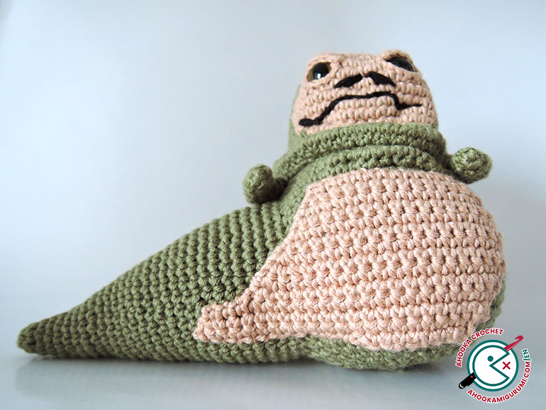 Amigurumi Star Wars Patterns Free : △pimp your pattern△ star wars special part ahookamigurumi