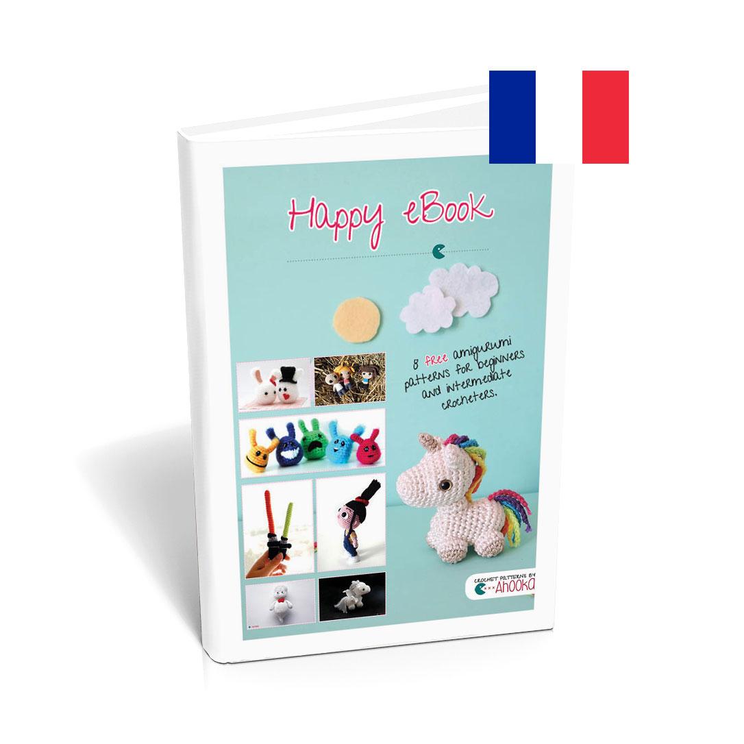 Lapin Paresseux Modèle au Crochet pour Amigurumi Gratuit - Little ... | 1086x1086