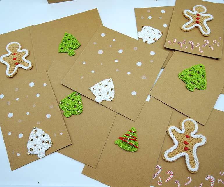 Christmas cards by ahooka